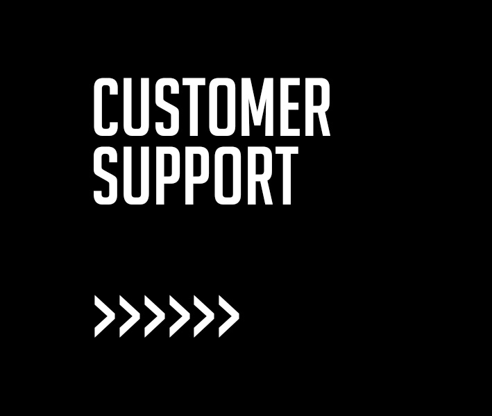 Customer Support - Always here to help